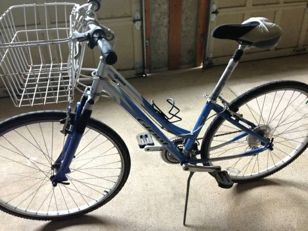 Big Baby-grocery hauler bike doesn't fly in a Tri